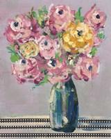Feisty Floral I Fine-Art Print