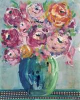 Feisty Floral II Fine-Art Print