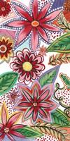 Flowering Garden Whimsy II Fine-Art Print