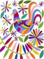 Otomi Bird I Fine-Art Print