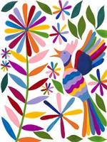 Otomi Bird II Fine-Art Print