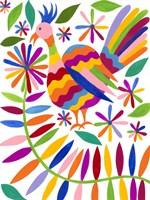 Otomi Bird III Fine-Art Print
