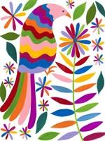 Otomi Bird IV Fine-Art Print