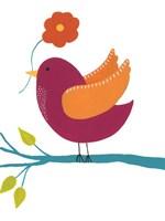 Cute Bird II Fine-Art Print