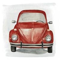 Classic Autos I Fine-Art Print