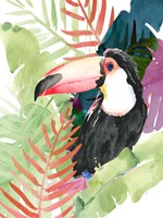 Toucan Palms I Fine-Art Print