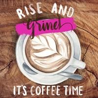 Rise & Grind II Fine-Art Print