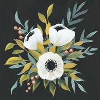 Anemone Posy I Fine-Art Print