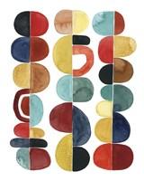 Midcentury Sunrise II Fine-Art Print