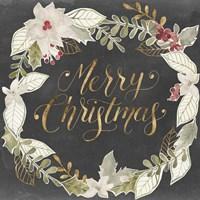 Gilded Christmas I Fine-Art Print