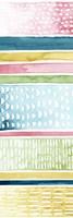 Pastel Strata I Fine-Art Print