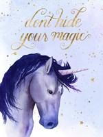 Unicorn Universe  II Fine-Art Print