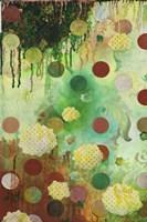 Floating Jade Garden I Fine-Art Print
