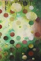 Floating Jade Garden II Fine-Art Print