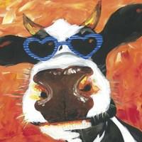 Dapper Animal V Fine-Art Print
