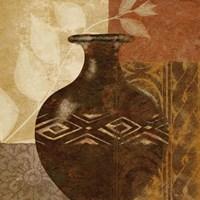 Ethnic Vase III Fine-Art Print