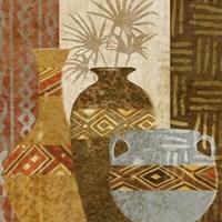 Ethnic Vase V Fine-Art Print