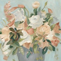 Soft Pastel Bouquet II Fine-Art Print