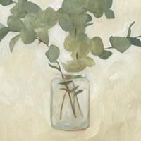 Greenery Still Life II Fine-Art Print