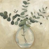 Greenery Still Life III Fine-Art Print