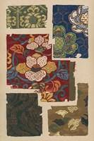 Japanese Textile Design IV Fine-Art Print