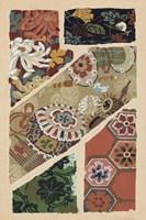 Japanese Textile Design V Fine-Art Print