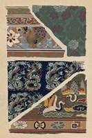 Japanese Textile Design VI Fine-Art Print