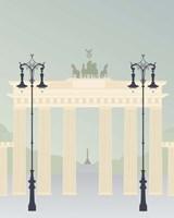 Travel Europe--Brandenburger Fine-Art Print