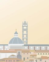 Travel Europe--Duomo di Siena Fine-Art Print
