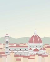 Travel Europe--Firenze Fine-Art Print