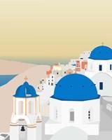 Travel Europe--Santorini Fine-Art Print
