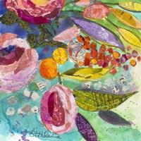 Bold Blooms III Fine-Art Print