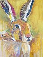 Harriet The Hare Fine-Art Print