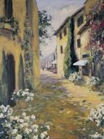 Italian Villa I Fine-Art Print