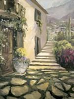 Italian Villa II Fine-Art Print