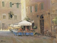 Cafe Roma Fine-Art Print