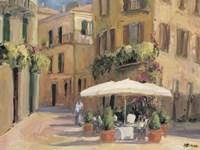 Cafe Bordeaux Fine-Art Print