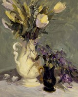 Tulips & Lavender Fine-Art Print