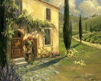 Scenic Italy I Fine-Art Print