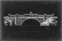 Bridge Schematic II Fine-Art Print