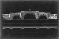 Bridge Schematic III Fine-Art Print