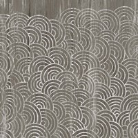 Weathered Wood Patterns I Fine-Art Print