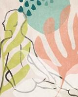 Tropical Nude I Fine-Art Print