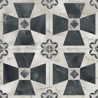 Neutral Tile Collection IV Fine-Art Print