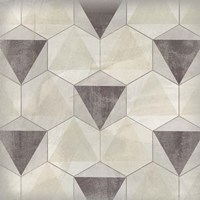Hexagon Tile II Fine-Art Print