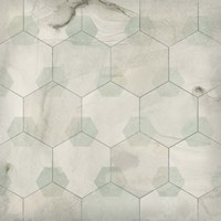 Hexagon Tile III Fine-Art Print