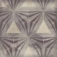 Hexagon Tile VI Fine-Art Print
