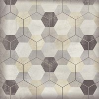 Hexagon Tile VIII Fine-Art Print