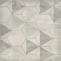 Hexagon Tile IX Fine-Art Print