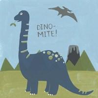 Dino-mite II Fine-Art Print